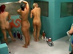 Big Brother 2011 Finland douche