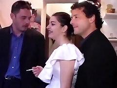 אורגיה לחתונה איטלקית