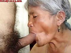 HelloGrannY Hairy latin mature ladies slideshow