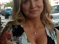 Quick jerk off compilation grannie cleavage big tits