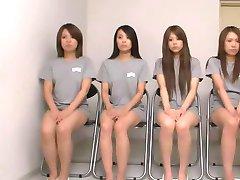 Japanese Secret Women's Prison part 3 Anal Torture