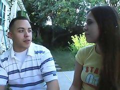 Hailey Young & Frat Boys COLLEGE PORNO ((Cochinadas))