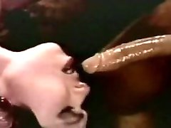 One of The Best Deepthroat Videos Ever - Huge White Cock