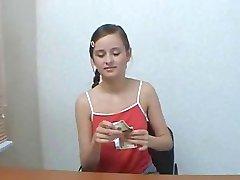 petite teen used