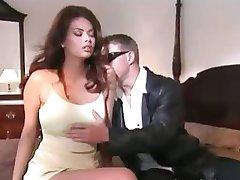 Asian glamour fucking with husband