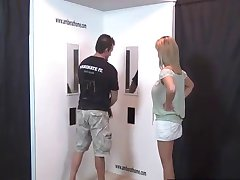 brother And NOT his Step sister Accidental Gloryhole