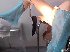 high boot covers in gyno exam