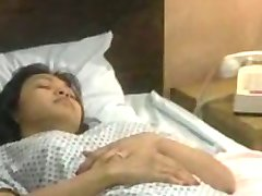 Sabrine Maui Wakes Up In Hospital With Dick In Her Ass