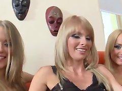 Russische Orgie met:Jessica Miller,Wiska e Barbariska
