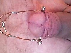 Piercing avec traction