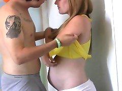 קריסטי בהריון