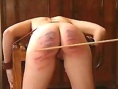 "Hard Spanking and Whipping ""Nightmare"""