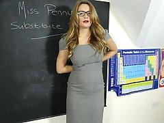 המורה המחליפה