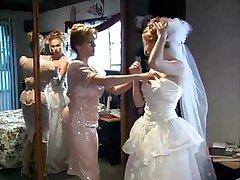 Here Cums In The Bride - Dane