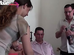 FunMovies German swingers swapping wifes