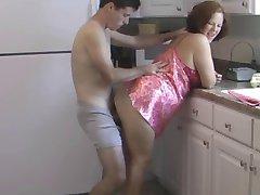 בוגר כמה פעמים טובות במטבח