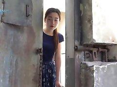 בחורה סינית כלא part4