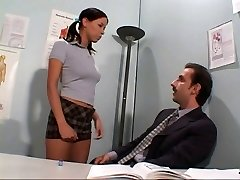 Teacher sodomising student's asshole