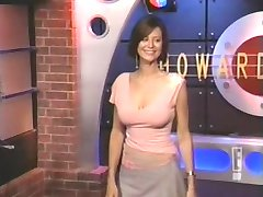 catherine bell la howard stern show