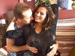 Milf Doggystyle Bouncing Tiits