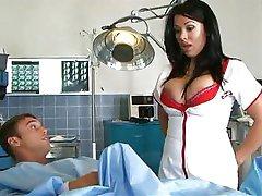 Nurse with big tits