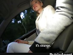 blonde fosta iubita plimbari penisul meu