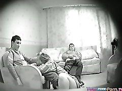 Voyeur Nympho Teen Threesome