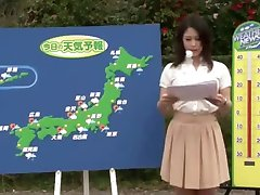 Weather Forecast Reader Gets Fucked In Park
