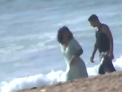 Marokanski par uhvaćen pakao na plaži