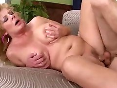 Hot mature White 2
