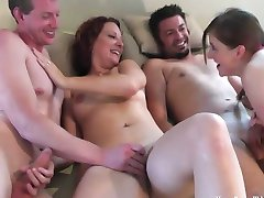 Our very first swingers party
