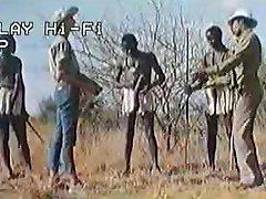 אפריקה עצום פינים !ספארי אמיתית!