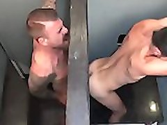 Big Dick Gloryhole with Rocco Steele