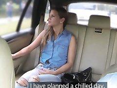 Tvrdi Amaterski putnik troškova vozača u kabini