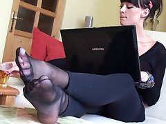 nailon feet 36