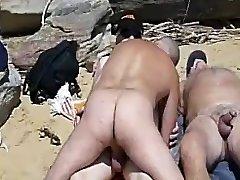 plaja 3some