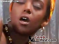 אפריקאי חם אישה זיין קשה