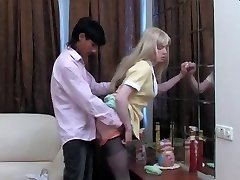 Blonde Crossdresser