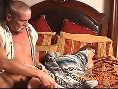 Teen Nanny USED by OLDER MAN