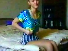 Russian Teenie First Time