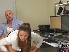 MILF Spys on Stepson in Show Covert Cam