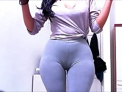 Cameltoe חותלות אש Claudiahotpants