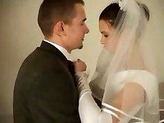 Aleksandra i Andrej - ruski vjenčanje swingeri