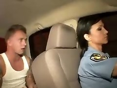 Police cougar