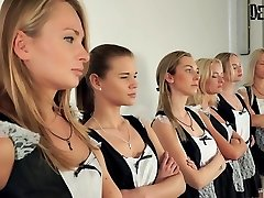 6 djevojaka orgija sexfight za najbolje sobe