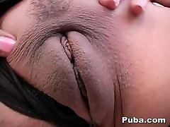 Big Boob Indian Swallows Her Pride