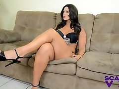 Foot Slaves for Scarlet Stone Female Dom FOOT WORSHIP HIGH HEELS
