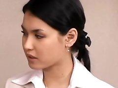 Ozawa Maria in Damsel Teacher, Deep Gullet Ozawa Maria