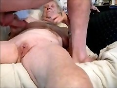 grandmother and young lover