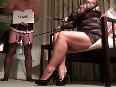 femdom sissy cuckold ajută milf publicitate pentru bbc fun